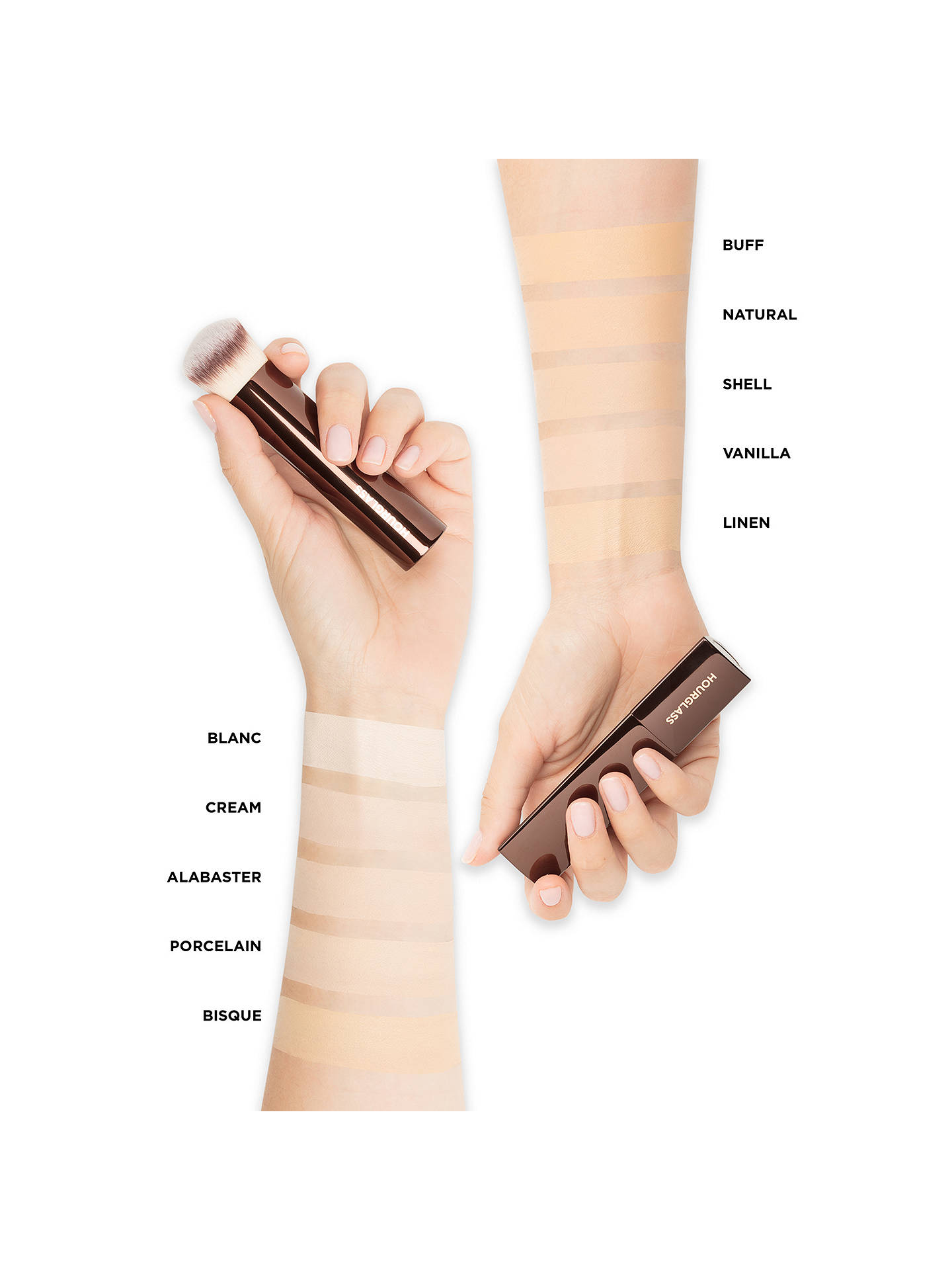 BuyHourglass Vanish Seamless Finish Foundation Stick, Ivory Online at johnlewis.com