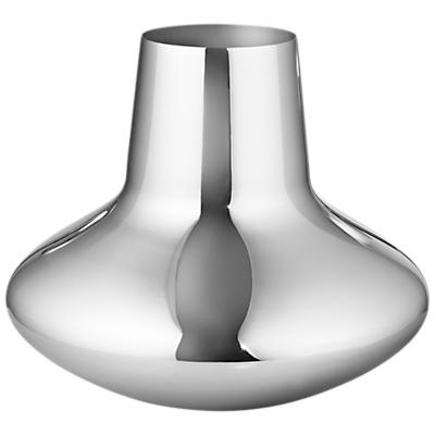 Georg Jensen Henning Koppel Vase, Stainless Steel, Large