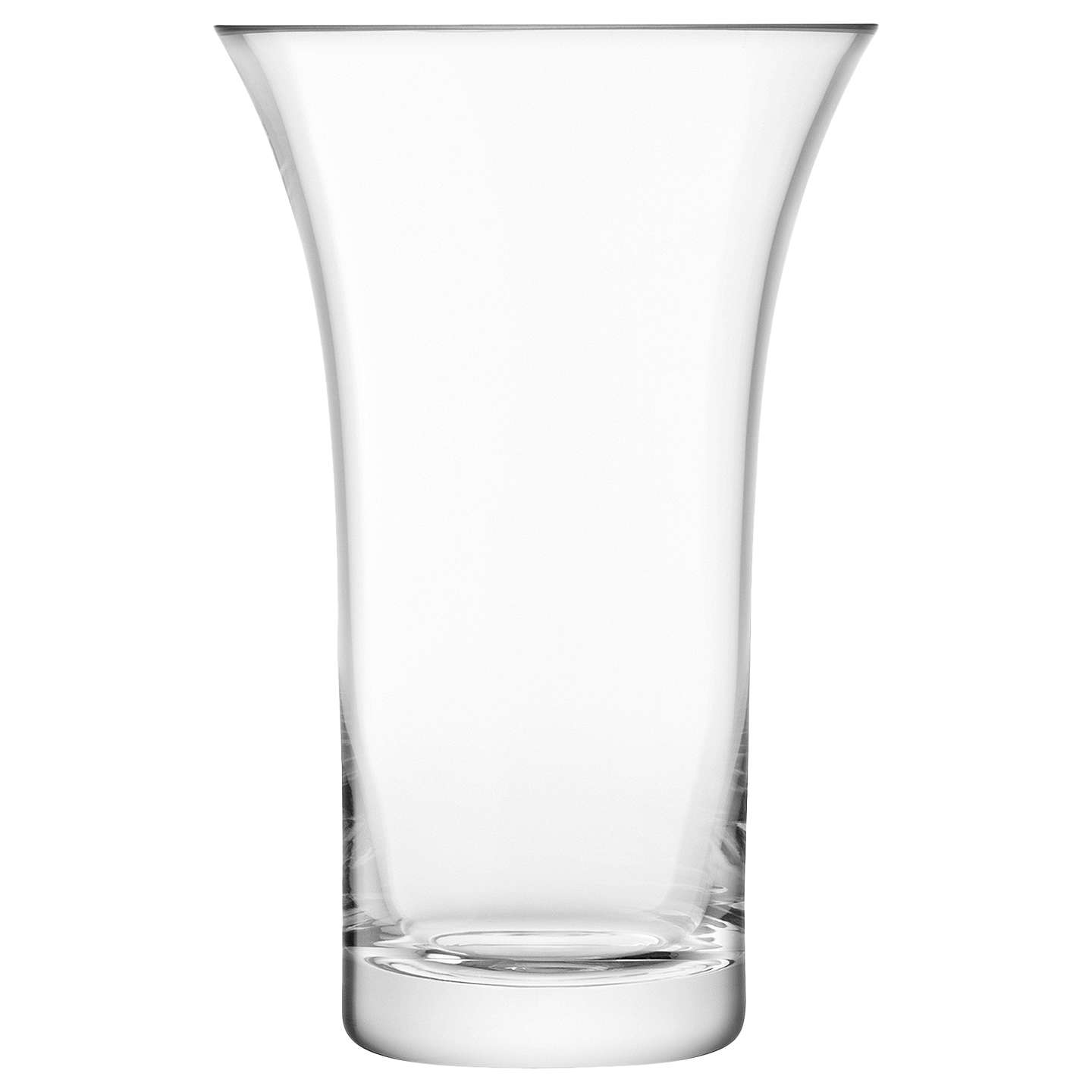 BuyLSA International Flower Flared Vase, 26cm Online at johnlewis.com