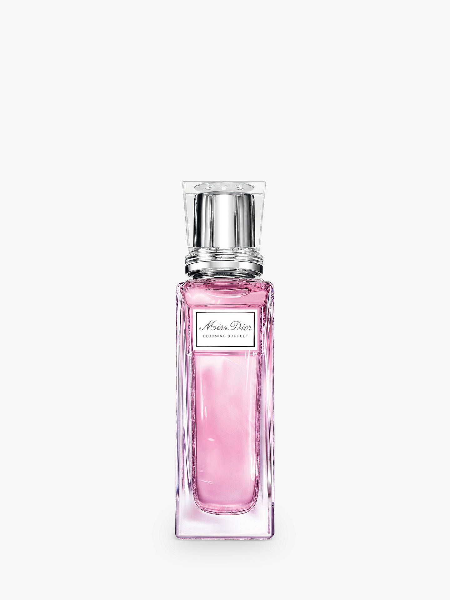 Dior Miss Blooming Bouquet Roller Pearl 20ml At John Lewis Fragrance Oil Chocolate 20 Ml Buydior Online