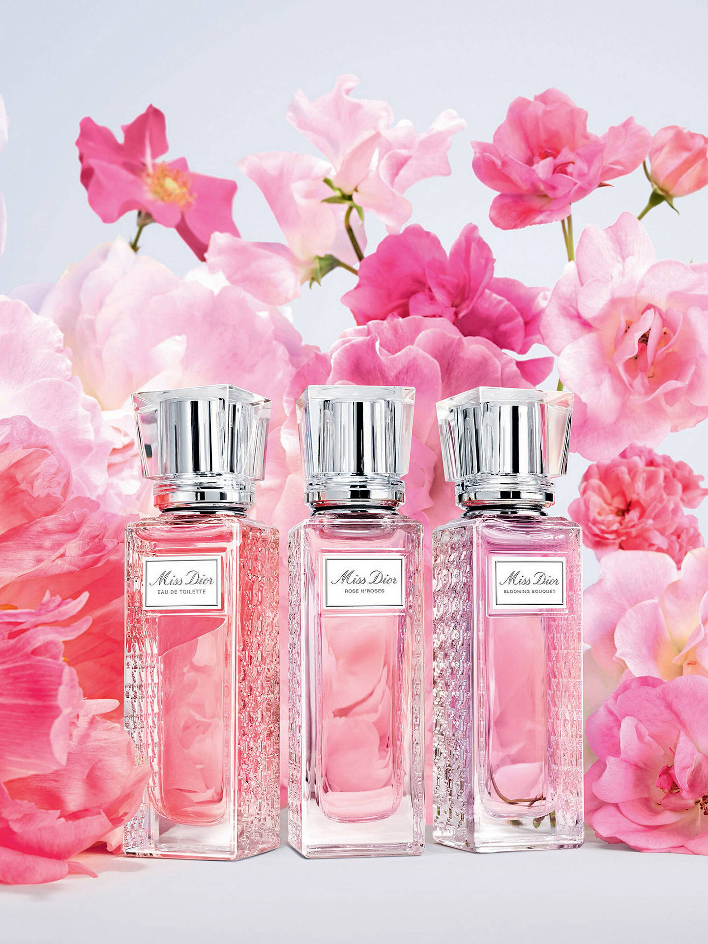 c3f2ee417 ... Buy Dior Miss Dior Blooming Bouquet Roller-Pearl, 20ml Online at  johnlewis.com ...