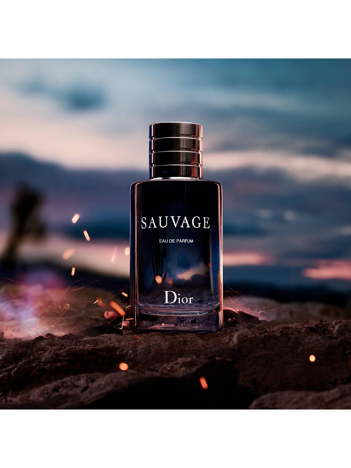 fbdfb0f7e5 Dior Sauvage Eau de Parfum at John Lewis   Partners