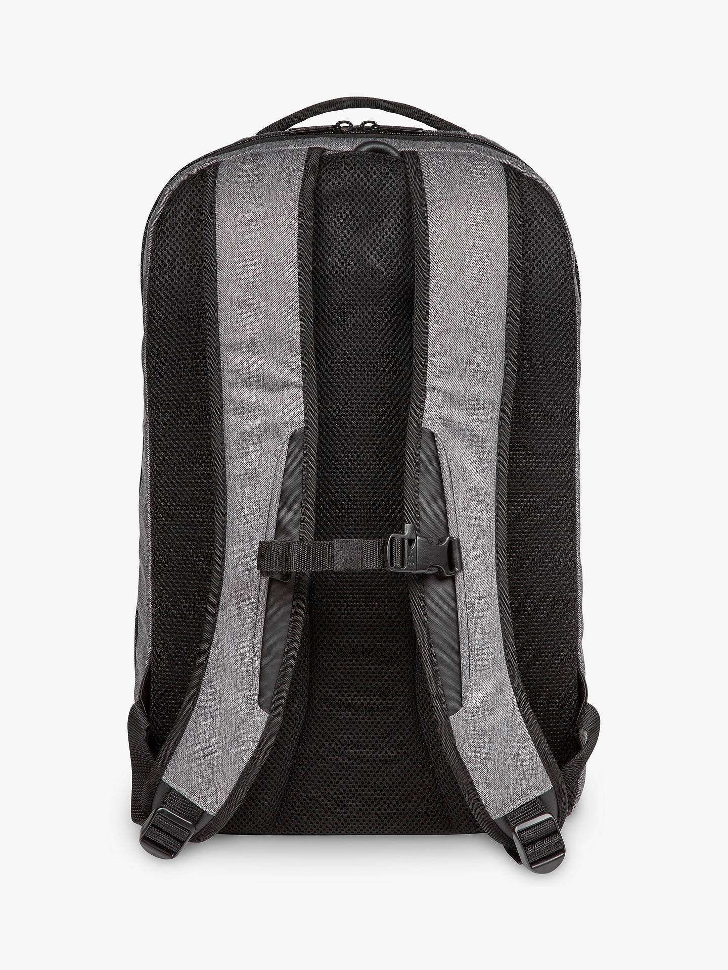 "Buy Targus Work + Play Fitness Backpack for Laptops up to 15.6"", Black/Grey Online at johnlewis.com"