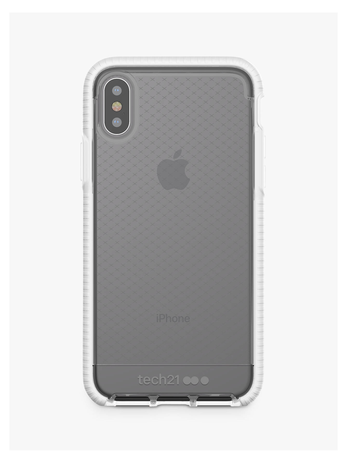 info for 03c29 ee364 tech21 Evo Check Case for iPhone X, White