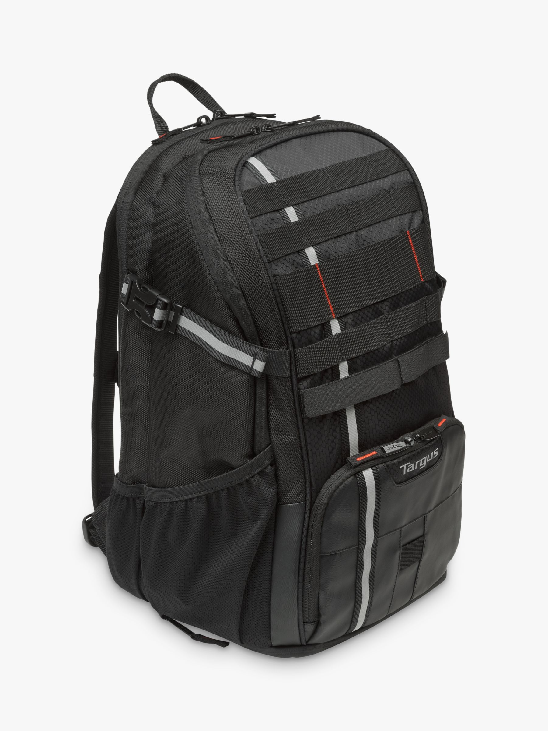 """Targus Targus Work + Play Cycling Backpack for Laptops up to 15.6"""", Black"""