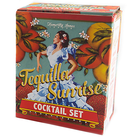 Buy Temerity Jones Tequila Sunrise Cocktail Set Online at johnlewis.com