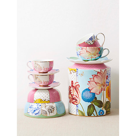Buy pip studio royal pip cup and saucer multi 225ml - Pip studio espana ...