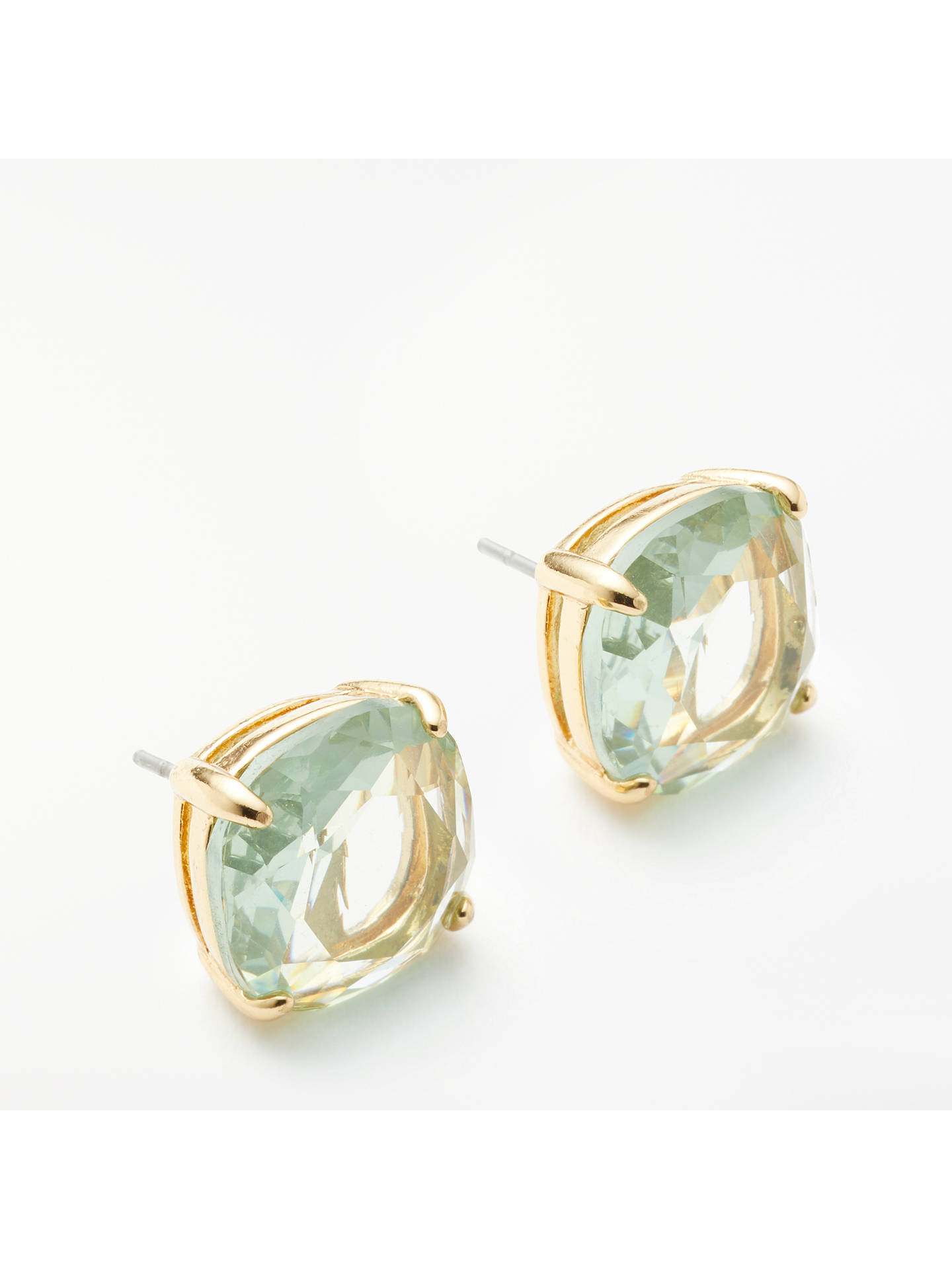 2bb91ed86828a kate spade new york Square Stud Earrings, Ice Blue
