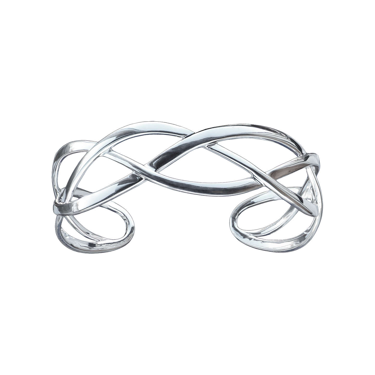 silver from fred bangle cuff bangles bennett bracelets id image