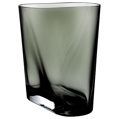 Nude Glass Inca Vase, Small, Smoke