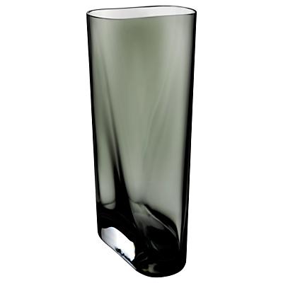 Nude Glass Inca Vase, Medium, Smoke