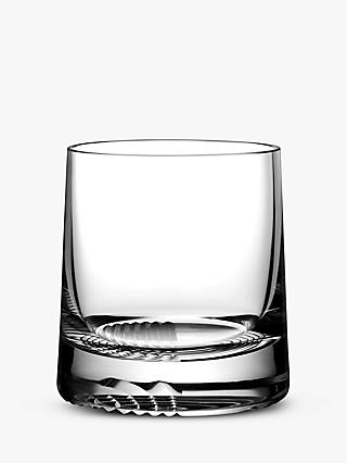 Nude Glass Alba Whisky Glasses, Set of 2