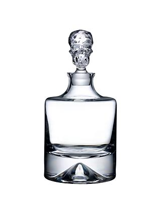 Nude Shade Whisky Carafe, 1.25L, Clear
