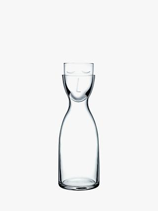 Nude Glass Mr Water Jug