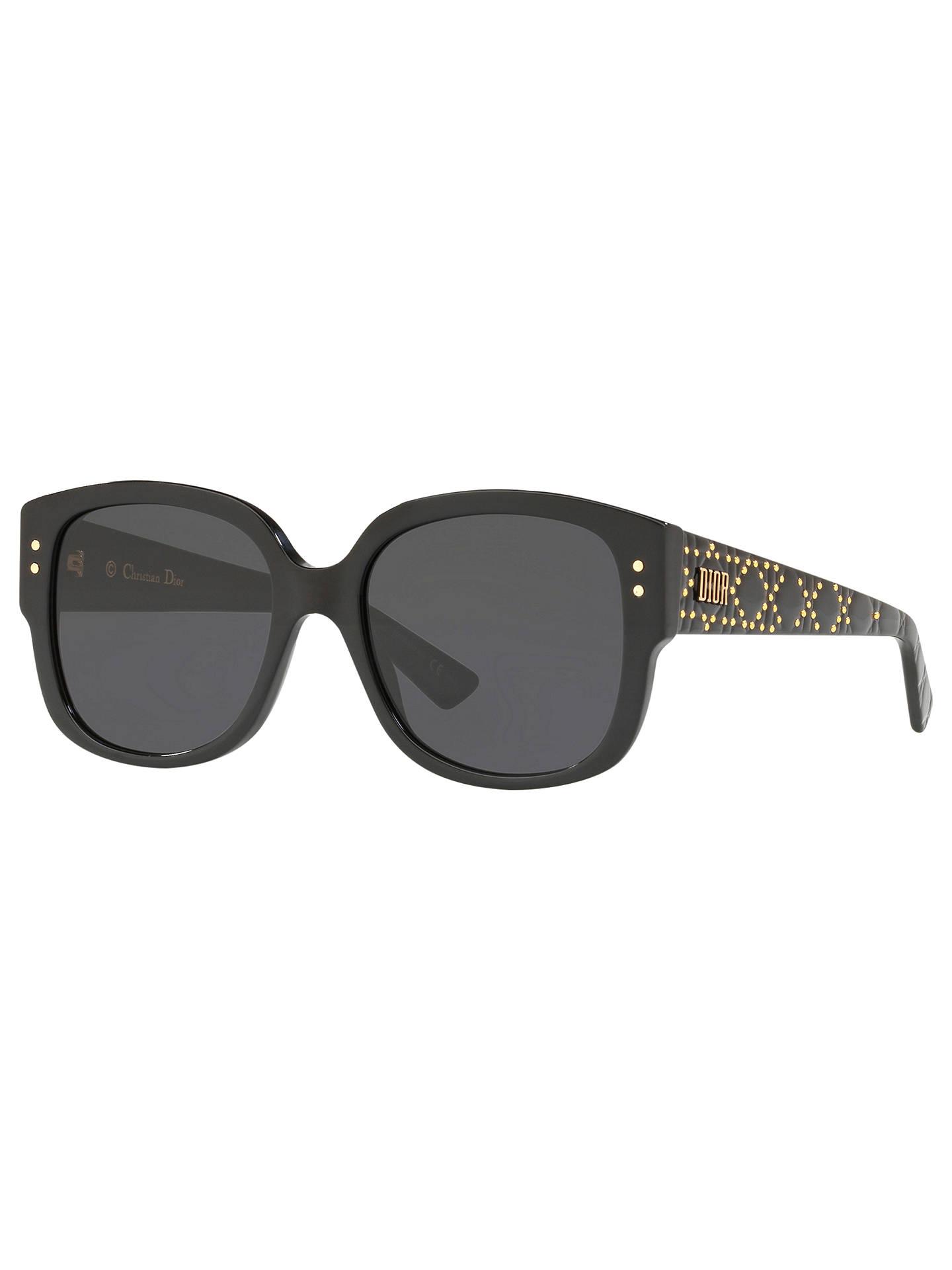 55afb8b45e Dior LadyDiorStuds Cat s Eye Sunglasses at John Lewis   Partners