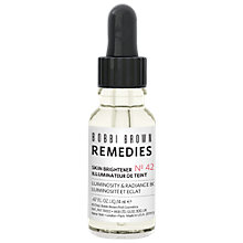 Buy Bobbi Brown Remedies Skin Brightener, 14ml Online at johnlewis.com