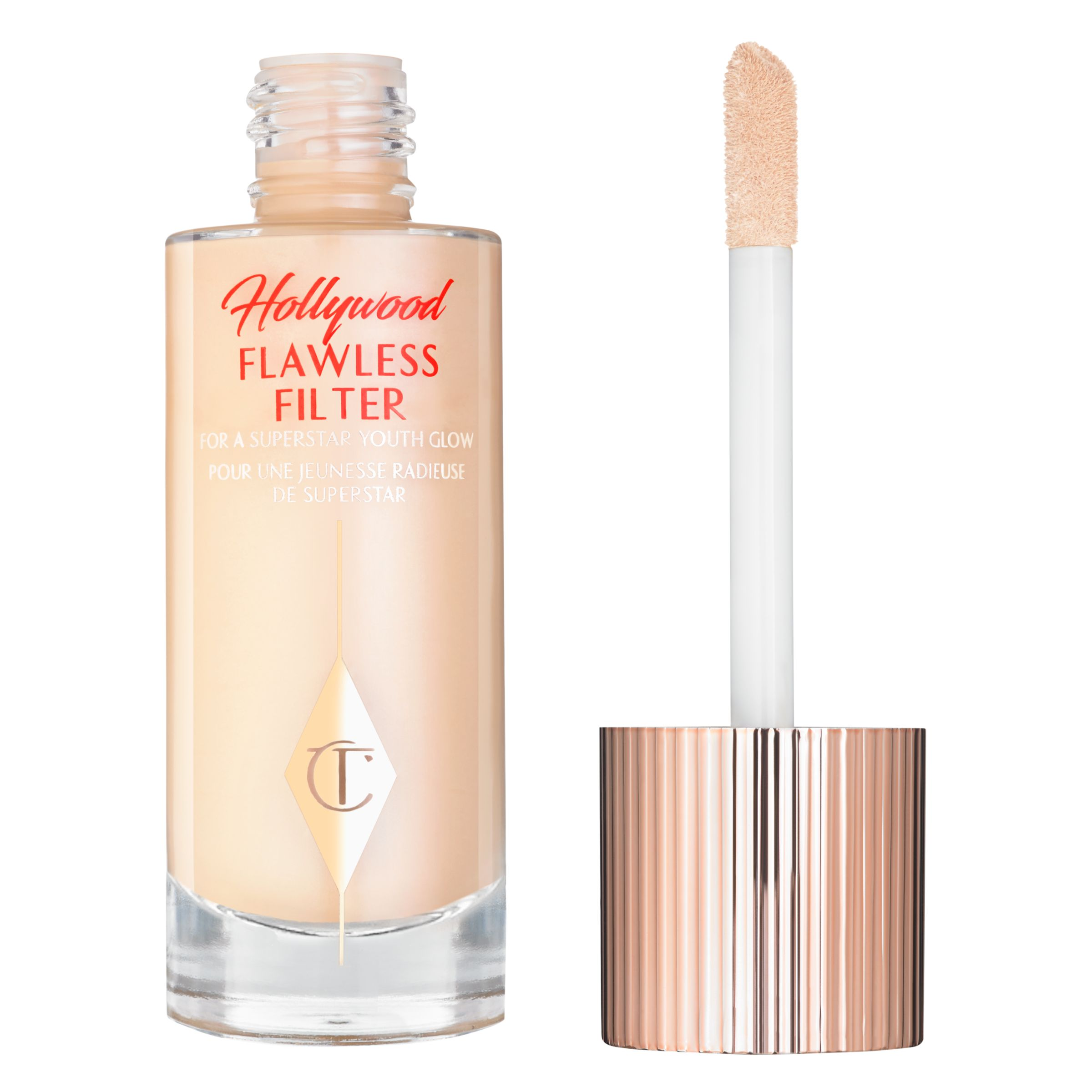 Buy Charlotte Tilbury Hollywood Flawless Filter, 1 Fair Online at johnlewis.com