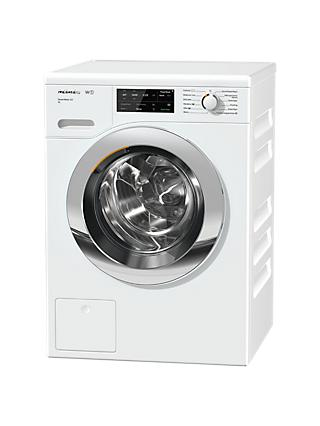 Miele WCI320 Quick PowerWash XL Freestanding Washing Machine, 9kg Load, A+++ Energy Rating, 1600rpm Spin, White