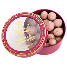 Buy Charbonnel et Walker Vanilla Raspberries, 320g Online at johnlewis.com