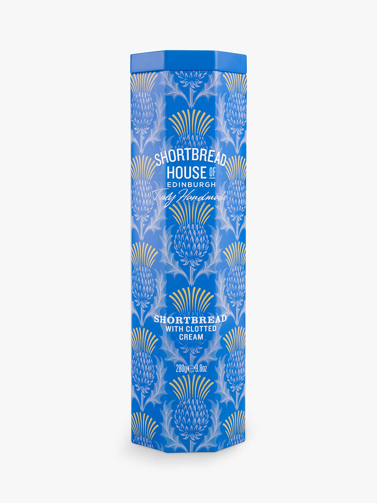 Buy Shortbread House of Edinburgh Clotted Cream Shortbread, 280g Online at johnlewis.com