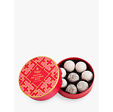 Buy Charbonnel et Walker Lattice Marc de Champagne Truffles, 135g Online at johnlewis.com