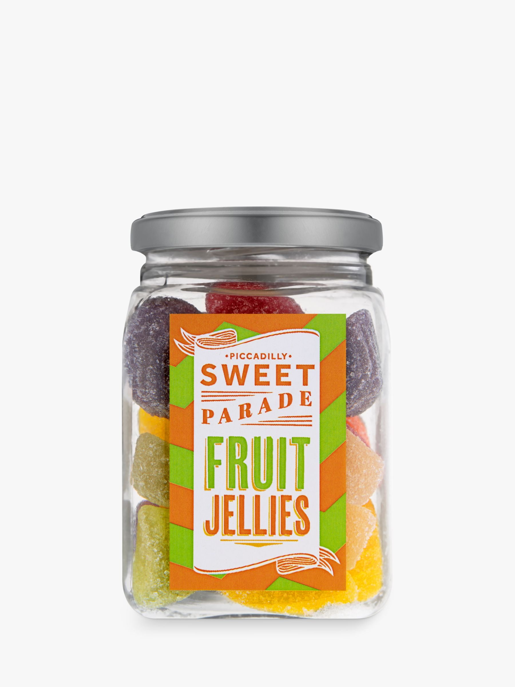 Piccadilly Sweet Parade Piccadilly Sweet Parade Fruit Jellies Jar, 200g