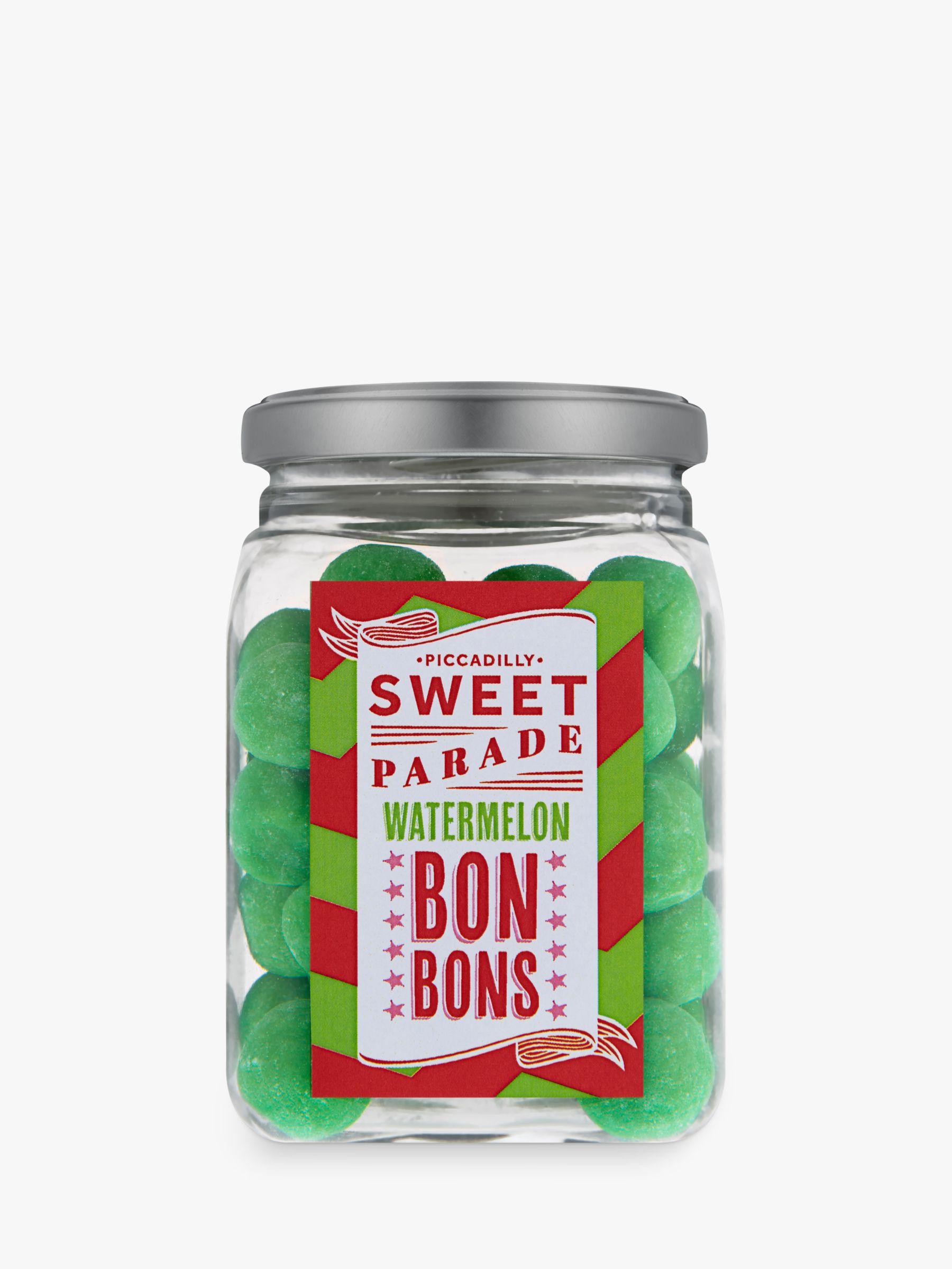 Piccadilly Sweet Parade Piccadilly Sweet Parade Watermelon Bon Bon Jar, 200g
