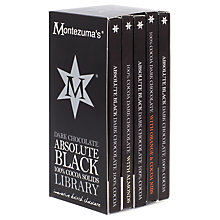 Buy Montezuma's Absolute Black Bar Library, 500g Online at johnlewis.com