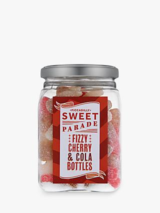 Piccadilly Sweet Parade Sour Cherry Cola Bottles Jar, 200g