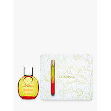 Buy Clarins Eau Des Jardins Treatment Fragrance Gift Set Online at johnlewis.com