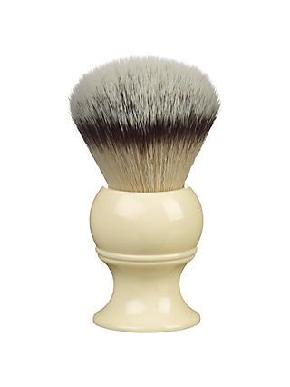 Kent Infinity+ Silvertex  Large Synthetic Shaving Brush