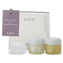 Buy ESPA Regenerating Skincare Duo Online at johnlewis.com
