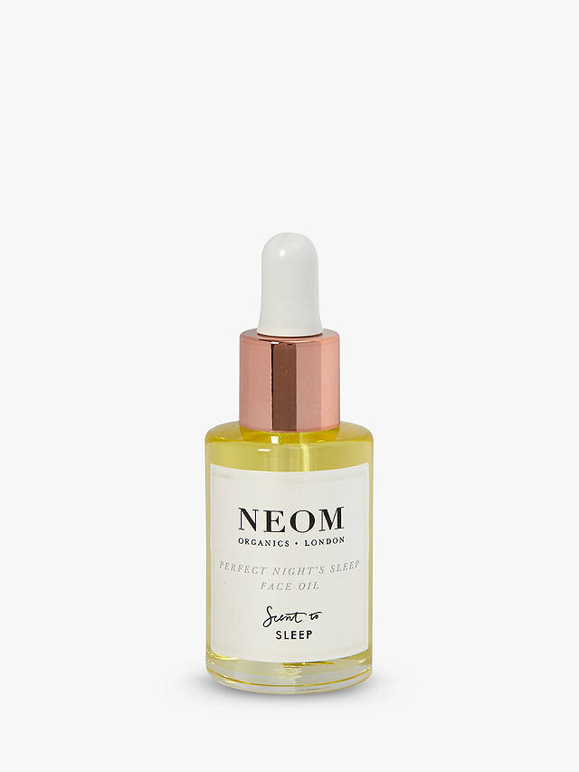 Buy Neom Organics London Perfect Night's Sleep Face Oil, 28ml Online at johnlewis.com