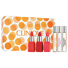 Buy Clinique Happy Mini Fragrance Gift Set Online at johnlewis.com
