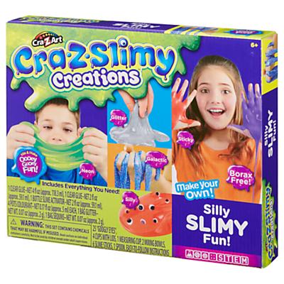 Cra-Z-Art Cra-Z-Slimy Silly Slimy Fun Kit