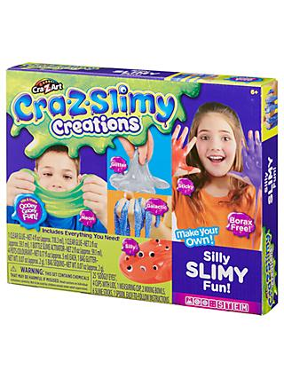 Cra-Z-Art Cra-Z-Slimy Silly Slimy Fun Kit