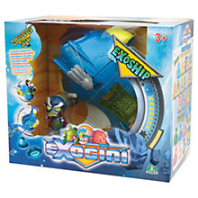 Buy Exogini Exoship Commander Jeeno Playset Online at johnlewis.com