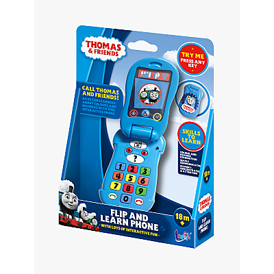 Image of Thomas & Friends Flip and Learn Thomas Phone