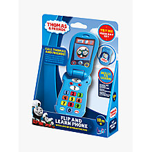 Buy Thomas & Friends Flip and Learn Thomas Phone Online at johnlewis.com