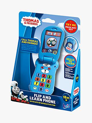 Thomas & Friends Flip and Learn Thomas Phone