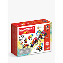 Buy Magformers Wow Set Online at johnlewis.com