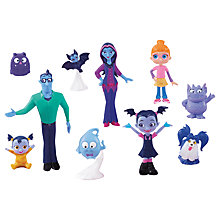 Buy Disney Vampirina Fang-tastic Friends Set Online at johnlewis.com