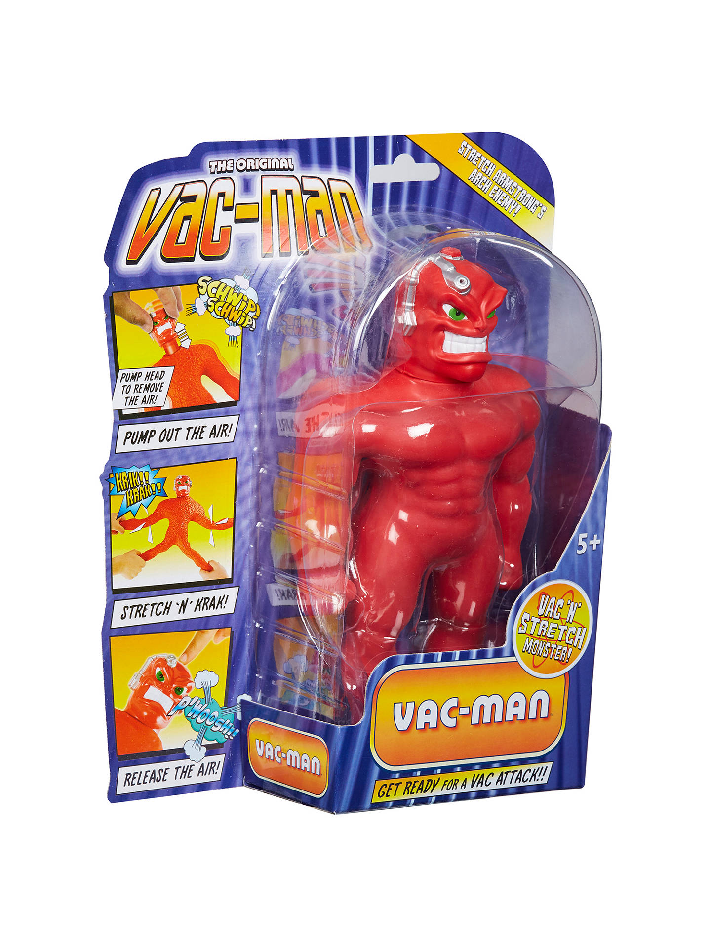 BuyStretch Armstrong The Original Vac-Man Online at johnlewis.com