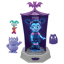 Buy Disney Vampirina Glow-tastic Friends Set Online at johnlewis.com