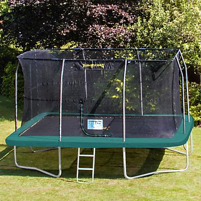 JumpKing 11.5ft x 16ft Rectangle Trampoline