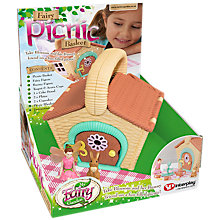 Buy My Fairy Garden Fairy Picnic Basket Online at johnlewis.com