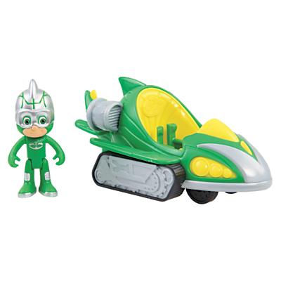 Image of PJ Mask Turbo Blast Racers Gekko-Mobile & Gekko Figure