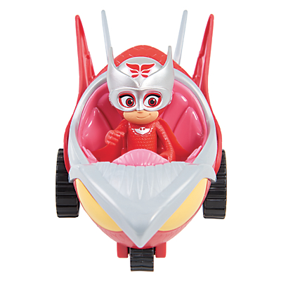 Image of PJ Mask Turbo Blast Racers Owl Glider
