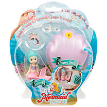 Buy My Mermaid Lagoon Serena Charm Shell Online at johnlewis.com