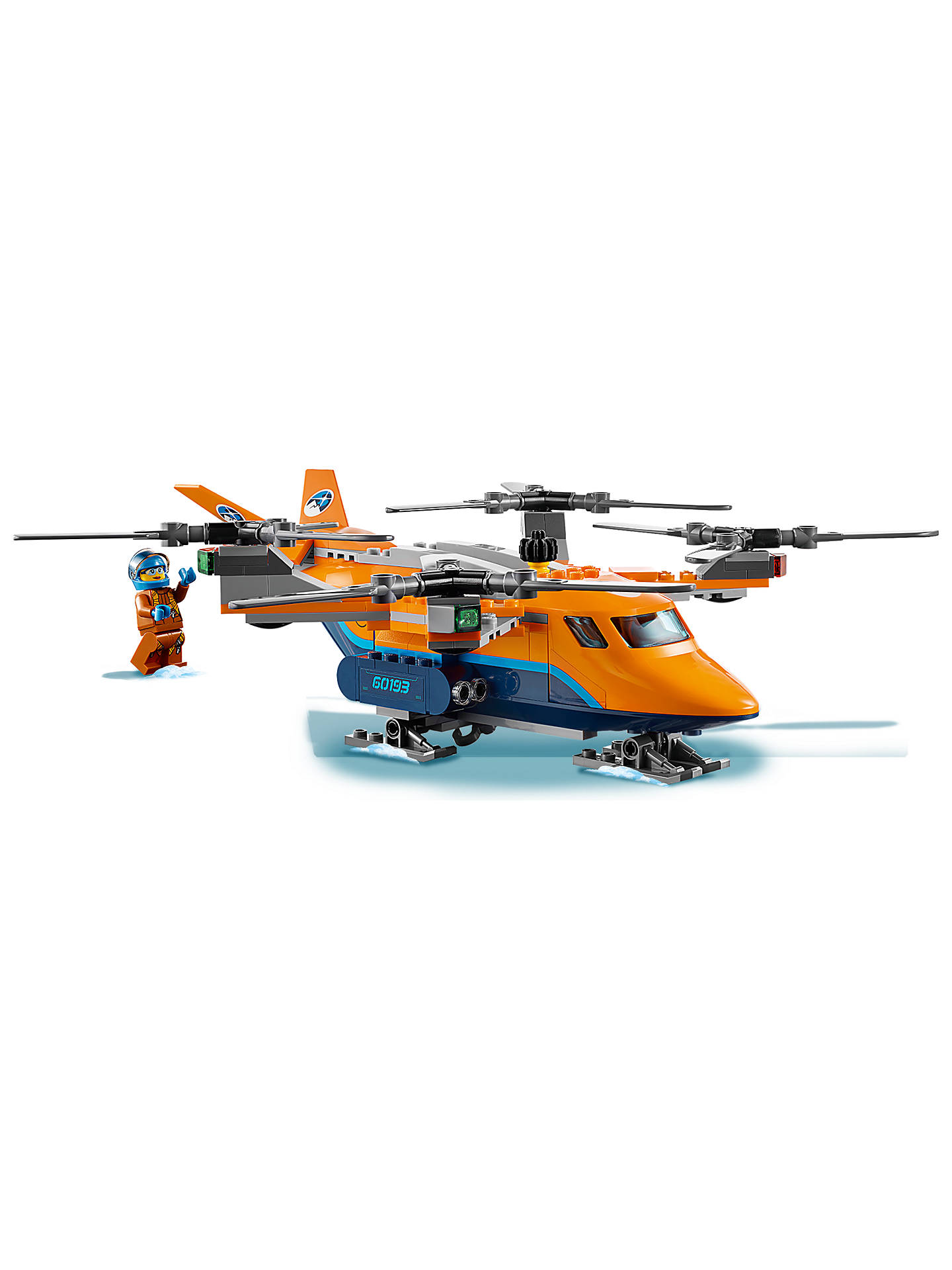 LEGO City 60193 Arctic Expedition Air Transport